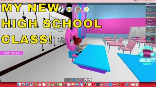 WINX HIGH SCHOOL BETA FOR MERMAIDS AND FAIRIES IN ROBLOX | SHEZAVLOGS GAMES