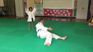 Year 1 Judo (April 2019)