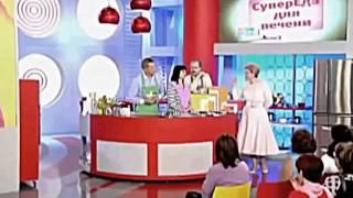 Ягоды годжи  Малышева о ягодах годжи в программе 'Жить здорово', 1 канал