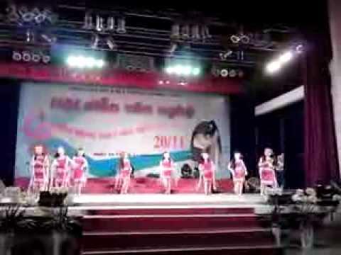 Múa - H Zen lên rẫy 2012 - 2013