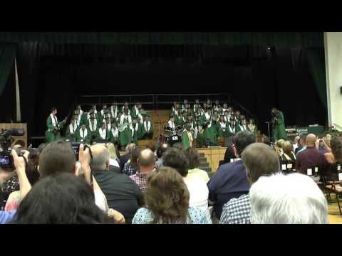 Fort Kent Community High School Class of 2013 Graduation Performance PEACE OF MIND by Boston