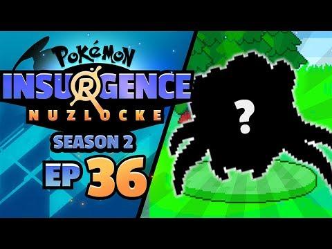 YOU WON'T EXPECT THIS POKEMON TO BE... LOL!! - Pokémon Insurgence Nuzlocke (Episode 36)