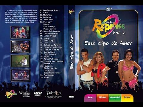 BANDA REPRISE - DVD 2 - COMPLETO  - 2008