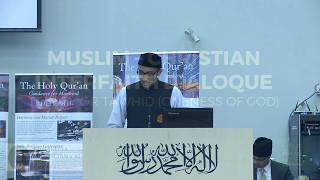 Interfaith Dialogue - Islam & Christianity
