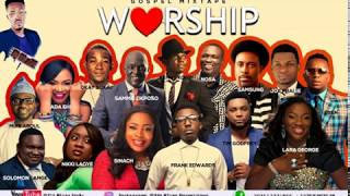 AFRICA MEGA WORSHIP PRAISE  MIX VOLUME5 2018 BY DJ BLAZE mp3
