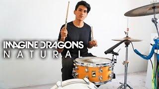 NATURAL - Imagine Dragons   Drum Remix *Batería* Video