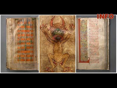 Кодекс Гигас и манускрипт Войнича: загадочные книги и их таинственные авторы