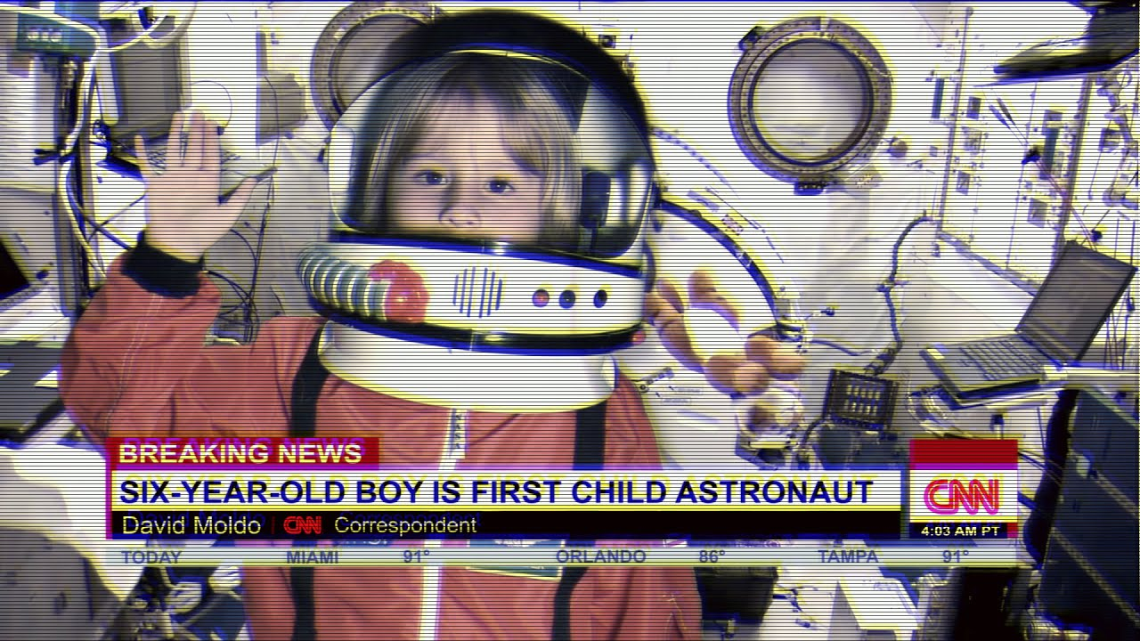 astronaut kid space - photo #23