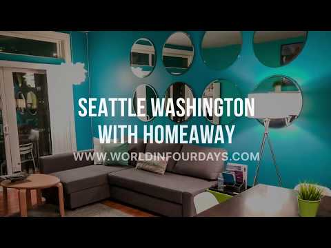 Take a Peek Inside Our Seattle Washington HomeAway - Home Away Vacation Rental - Apartment Tour