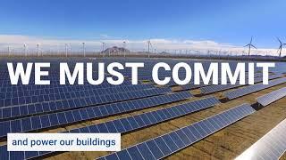 WorldGBC - The Net Zero Carbon Buildings Commitment - Clip 2