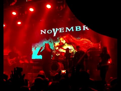 NOVEMBRE - Live in Madrid 10.dec.2016 @ Madrid is the Dark [Full show]