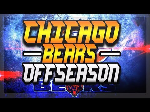 CHICAGO BEARS 2018 OFFSEASON PREDICTIONS! FREE AGENTS, MOCK DRAFTS AND POSSIBLE TRADES!