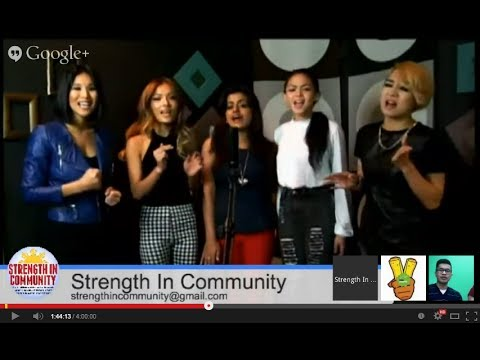 Strength In Community LIVE Telethon Webcast For the Philippines 11/24/13 #StrengthInCommunity