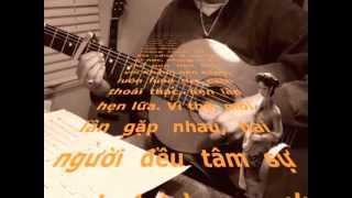 Chiều Vàng - Nguyễn Văn Khánh - Đàn Hawaii Guitar Tay Trái ~ 1944