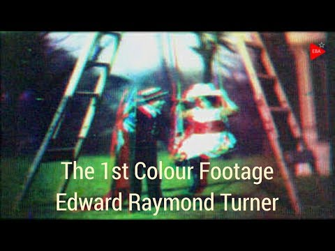 Earlies known color motion picture ☆ Edward Raymond Turner (c. 1901)