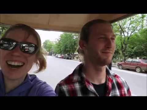 Colonia, Uruguay - Episode 64 - The Adventures of Justin and Kristen