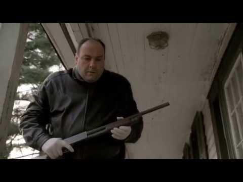 The Sopranos - Tony kills Tony B