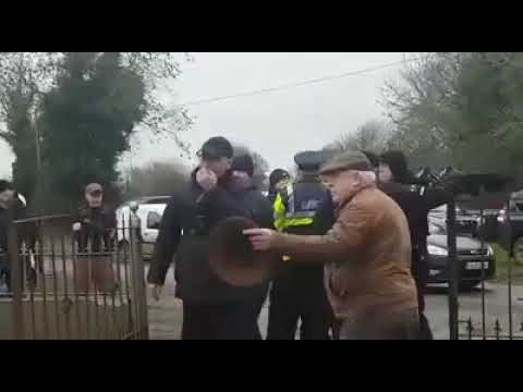 Roscommon Eviction an absolute disgrace 11 12 2018