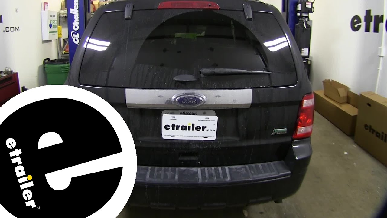 Ford Escape Tail Light Wiring Diagram Install Roadmaster Kit 2011 Rm 152 Led F150