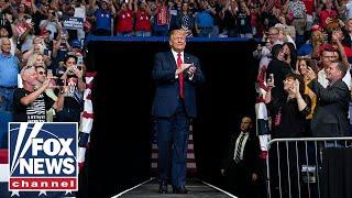 Trump speaks at RNC after securing 2020 GOP nomination