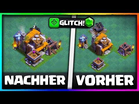 NEUER COC Bauarbeiterbasis GLITCH / BUG!! ★ Clash of Clans deutsch