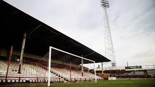 Abandoned Millmoor Football Stadium Exploration