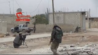 ISIL In Heavy Fighting With The Syrian Army