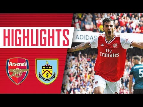 Ceballos with an incredible debut! | Arsenal 2 - 1 Burnley | Highlights