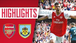 Ceballos with an incredible debut! | Arsenal 2-1 Burnley | Premier League highlights