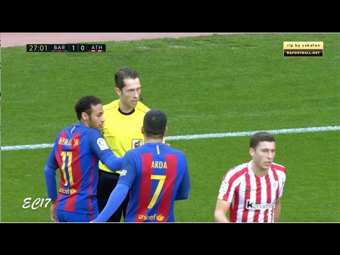 Arda Turan vs Athletic Bilbao (Home) (04/02/2017) 720p HD by EC17