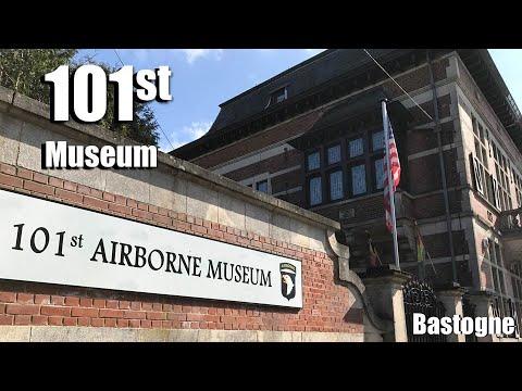 101st Airborne museum - Le Mess