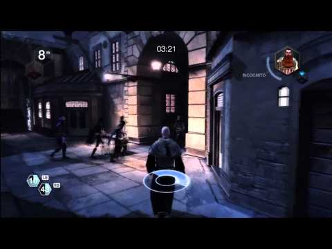 Assassin's Creed Brotherhood Multiplayer - Wanted - Florence Night-Worst Game |