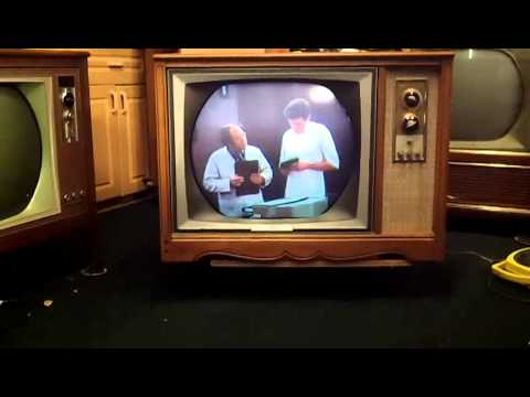 Round screen vintage televisions opinion you