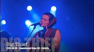 Big Thief -  Cattails - 2019-08-08 - Copenhagen Vega, DK