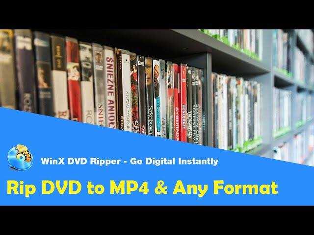 Can't Play DVD on Windows 10? Decrypt with WinX DVD Ripper