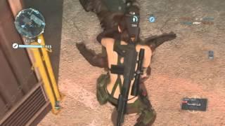[MGO] Quiet Gameplay, Sabotage