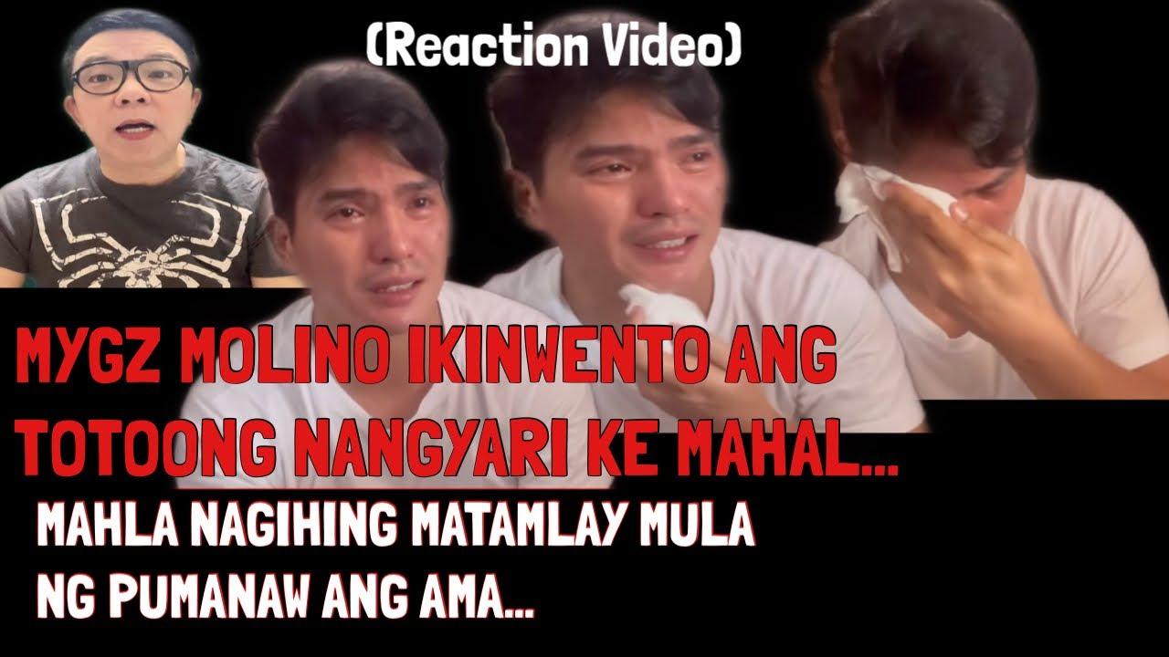Download MYGZ MOLINO NAGSALITA NA SA TOTOONG NANGYARI KE MAHAL| REACTION VIDEO