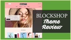 Blockshop Shopify Theme Review