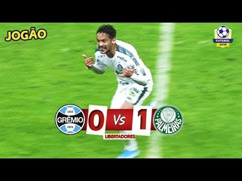 Grêmio 0 X 1 Palmeiras Jogão Melhores Momentos Hd Libertadores 20 08 2019 Youtube