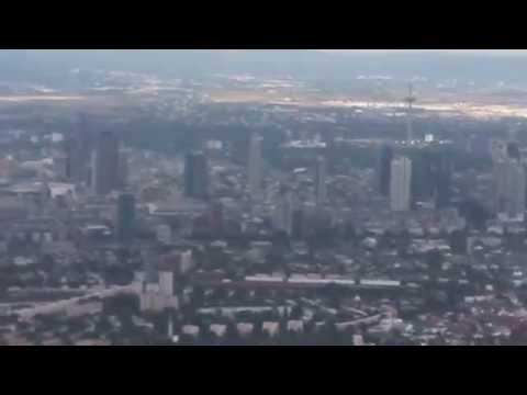 Caracas, Frankfurt am Main, Minsk, The flight home HD