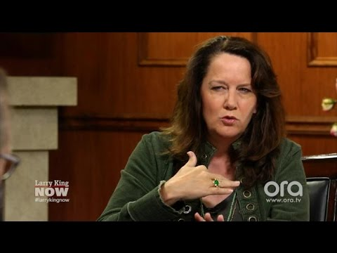 'It Became A Scary Place': George Carlin's Daughter on Family's Drug Abuse | Larry King Now | Ora.TV