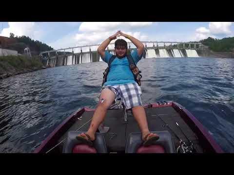 HOOKED On Dam Fishing