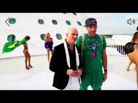 Freedom – Pitbull (Behind The Scenes)