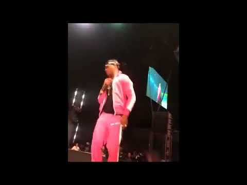 Wizkid And Davido FIGHT Backstage At One Africa Music Fest in Dubai  2017 Video