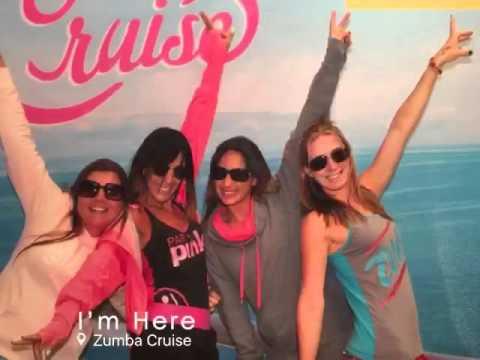 Zumba Cruise 2016