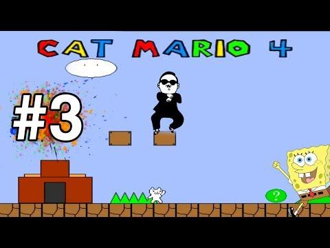 Até o Fim - Cat Mario 4 (03) - Psy e Bob Esponja