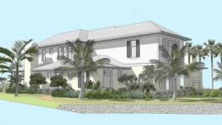 270 Little Harbour Pre-construction Estate - 3d Rendering And Flyby - Awesome Home!