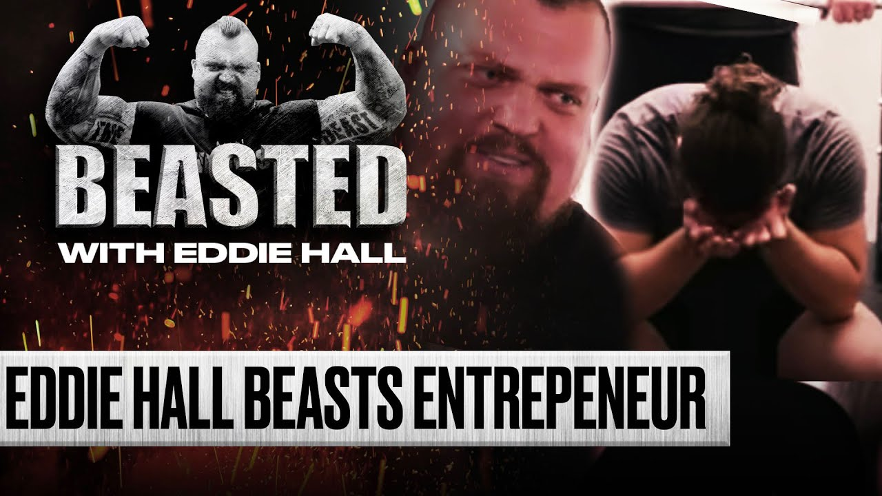 Eddie Hall Beasts Beer Lover | SPORTbible | BEASTED