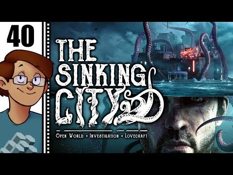 Let's Play The Sinking City Part 40 - Glenn Byers