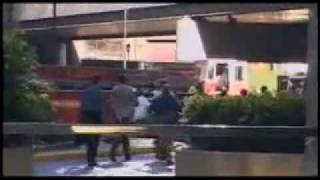 Firemen Hearing People Falling Through Glass 9/11.mov